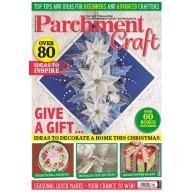 Parchment Craft magazine 11-2019