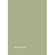 Pergamentpapier Streifen Olivegrün 61614