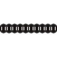 Marianne D Craftable Ribbon border CR1349
