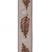 Vivant lint frozen taupe 15m x 25mm