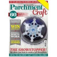 Parchment Craft magazine 11-2018