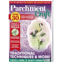 Parchment Craft magazine 08-2019