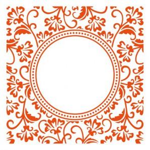 Marianne Embossing Folder Circle DF3425