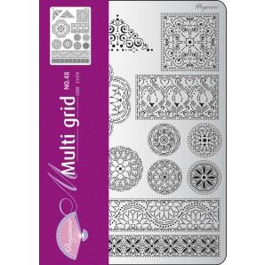 Multi grid 48 Ornaments 2