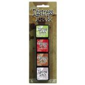 Ranger Distress Mini Ink Kit 11 TDPK40415 Tim Holtz