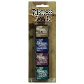 Ranger Distress Mini Ink Kit 12 TDPK40422 Tim Holtz