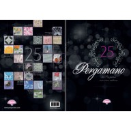 Boek 25 jaar Pergamano zwart NL