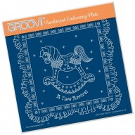 Groovi Plate  LINDA'S A NEW ARRIVAL    A5