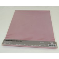 Perkamentpapier Parchment Cards  Powder