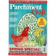 Parchment Craft magazine 04-2019