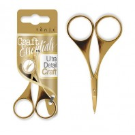 Tonic Studios Tools - Ultra detail craft schaar goud 1666E