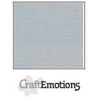CraftEmotions linnenkarton 10 vel grijs LHC-71 A4 250gr
