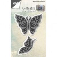 Joy! Die Butterflies