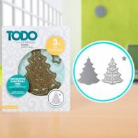 TODO Die Decorative Christmas Tree (370370)