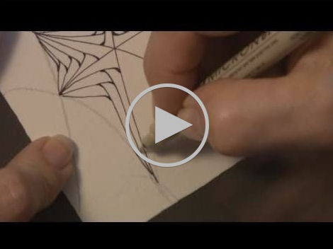 zentangle youtube